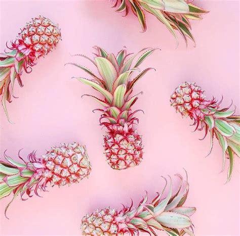 wallpaper pineapple pink pink pineapple love textures patterns pinterest
