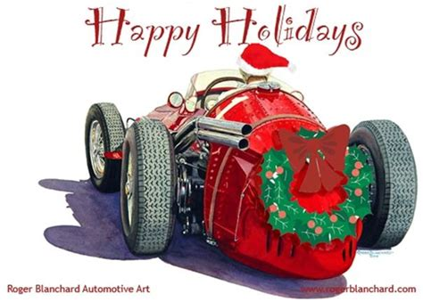 Idée Allée De Garage 2642 by Happy Holidays From Sports Car Digest 2008