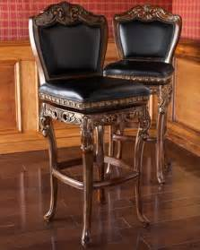 fancy leather bar stools leather bar stools luxury seating which gets better with