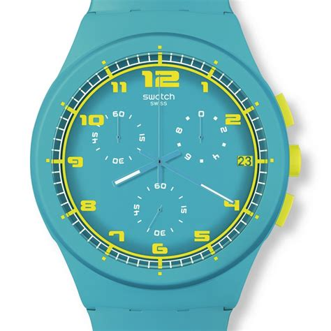 Swatch Chrono Plastik Susl400 swatch new chrono plastic watches review