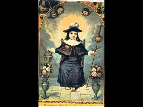 oracion al santo nino de atocha oracion santo ni 209 o de atocha madrid youtube