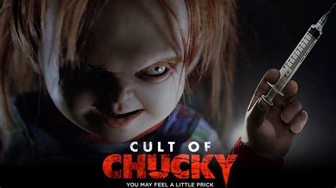 Chucky Film Bg Audio | cult of chucky releases red band trailer and official