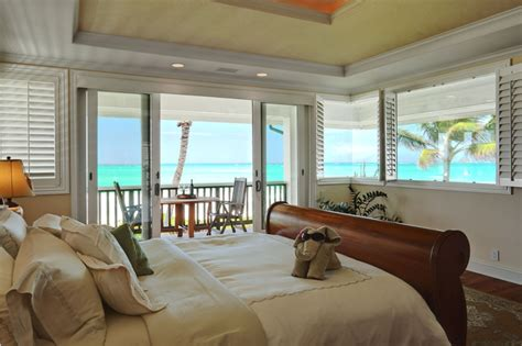 beach house bedroom beachfront kailua home luxury homes on oahu owner is