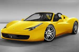 458 italia convertible