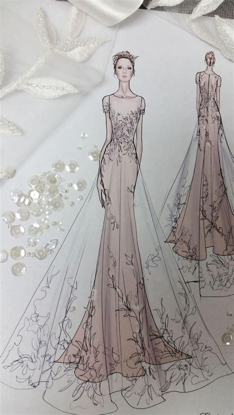 fashion design dresses best 25 fashion sketches ideas on fashion