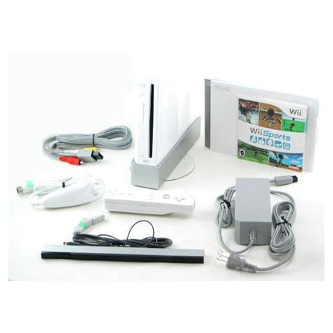 cheap nintendo wii console cheap refurbished wii consoles saving in gaming infobarrel