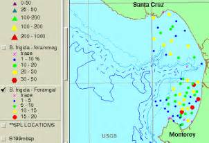 usgs monterey bay region gis data catalog