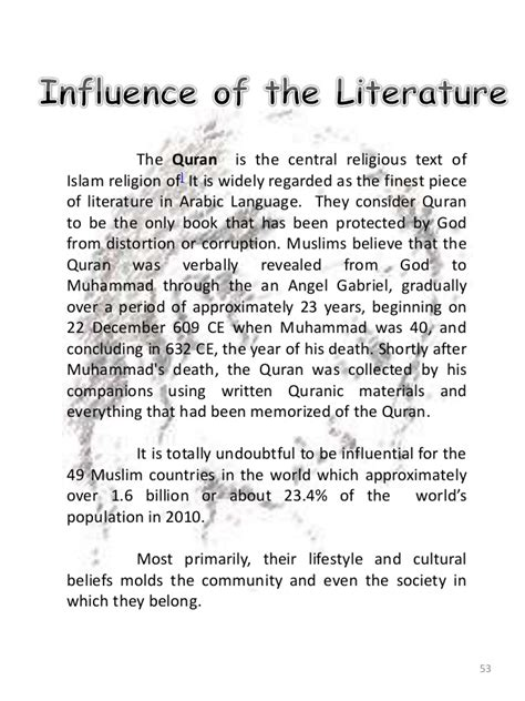 literature writers world literature sle masterpieces summary