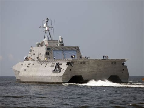 trimaran warship the navy s next generation warship gets two critical