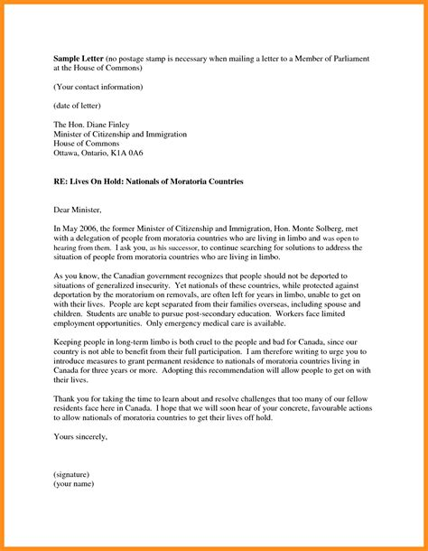 Recommendation Letter For Permanency 8 who to write a reference letter agenda exle