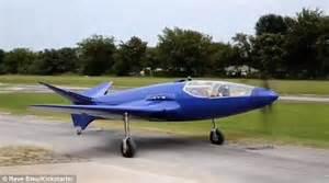 Bugatti 100p Replica The Blue Bugatti Plane Designed 75 Years Ago To