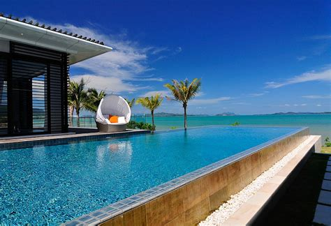 stunning house with pool and view luxurious villa in thailand blends serene elegance with