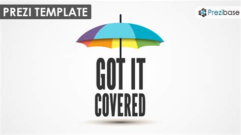 got it covered prezi template prezibase
