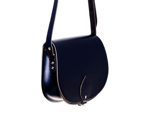 saddle bag classic navy saddle bag