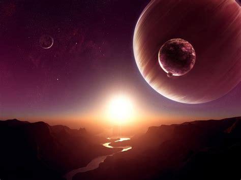 wallpaper hd alam semesta planets and space pictures gambar planet dan luar angkasa
