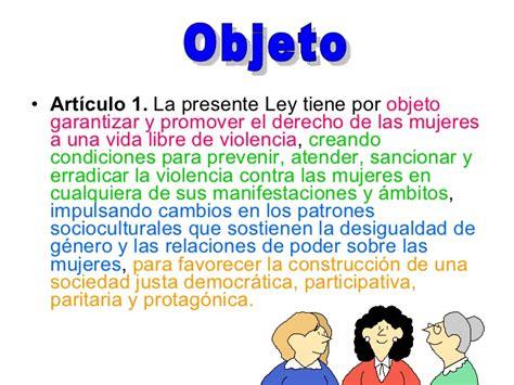 ley de los derechos de las ni as los ni os y ley organica sobre el derecho de las mujeres a una vida