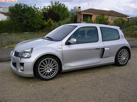 renault clio sport 2000 renault clio sport v6 related infomation