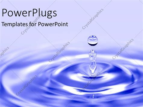 royalty free water powerpoint template sogol co