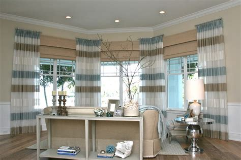 Beachy Curtains Designs Living Room Style Living Room Denver By Finishing Touches