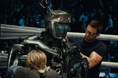film robot avec hugh jackman avis real steel hugh jackman dans une relation p 232 re fils