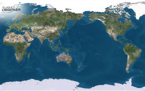 map of the world earth world satellite map pacific centered earth day
