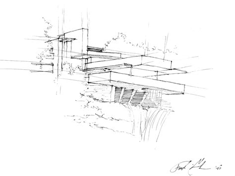original drawings frank lloyd wright fallingwater google image result for http www gibson design com