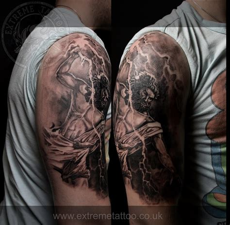 zeus tattoos zeus done at piercing inverness