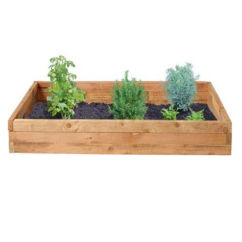 outdoor essentials  ft   ft western red cedar raised