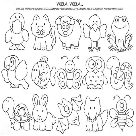 imágenes de animales para whatsapp animales de la granja para colorear busca de google im 195