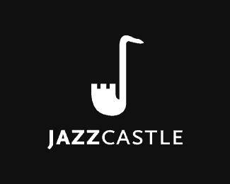 Jazz Castle 20 logo designs for inspiration 85ideas