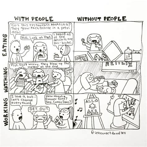 libro introvert doodles an illustrated 207 best introvert humor images on funny stuff quote and thoughts