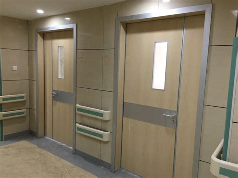 china contemporary hospital door design