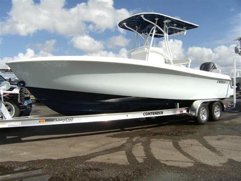 contender boats 24 sport for sale contender 24 sport center console boats for sale boats