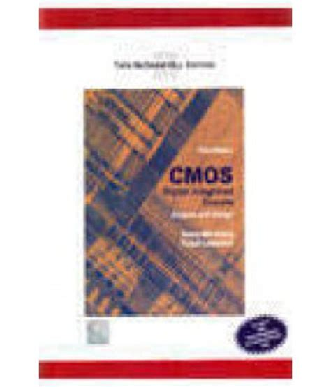 cmos digital integrated circuits analysis and design by kang cmos digital integrated circuits analysis and design