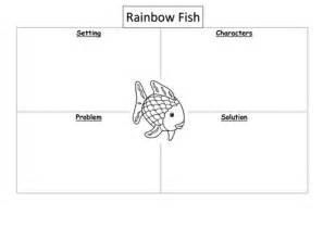 rainbow fish worksheets ommunist