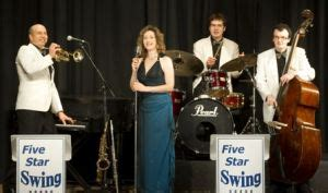 five star swing five star swing edge entertainment agency