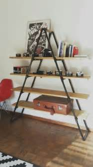 Pipe bookshelf industrial pipe and industrial on pinterest