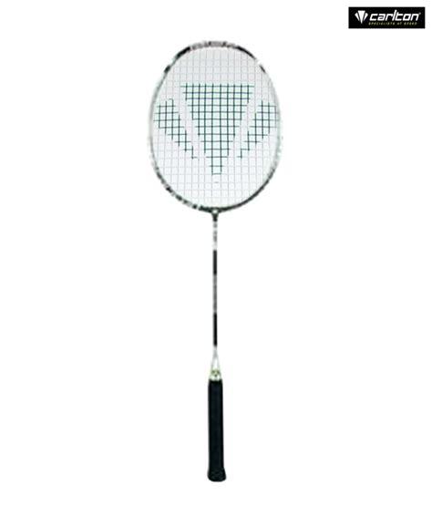 Raket Carlton Power Flo 807 carlton powerflow 806 badminton racket met blue buy