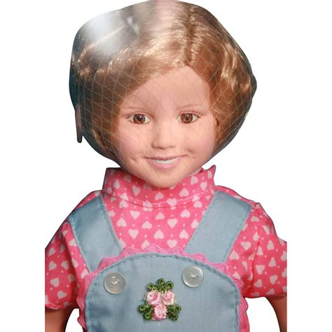 vinyl doll shirley temple vinyl doll 14 quot dressed as of