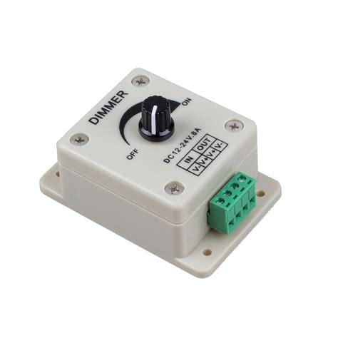 24 volt led light pwm dimming controller for led lights ribbon 12