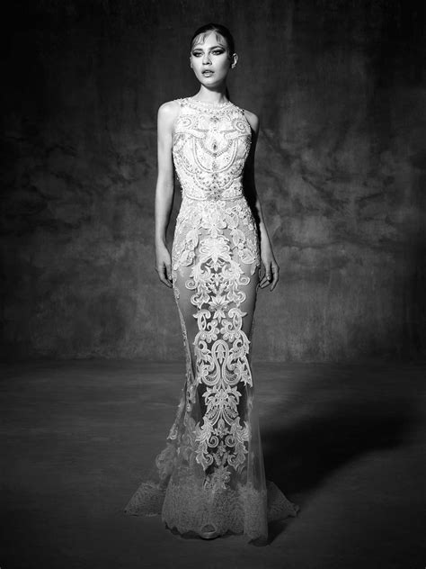 Wedding Gowns Couture by Yolancris Couture Wedding Dress Urgell