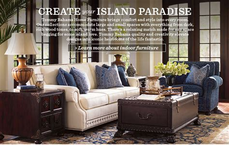 tommy bahama home decor home decor indoor furniture tommybahama com