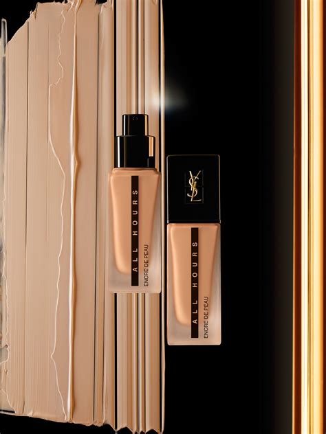 Foundation Ysl All Hours Ysl Yves Laurent All Hours Lasting Foundation