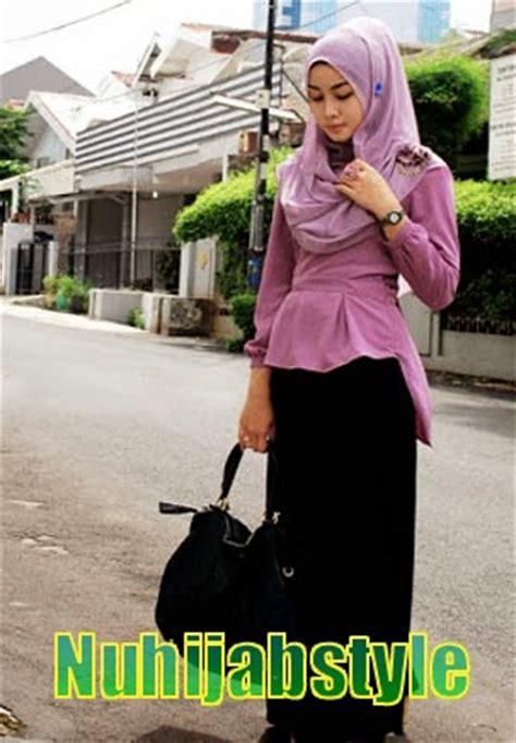 Ayako Fashion Dress Maxi Yu 2 Warna variasi fashion untuk wanita karir tutorial