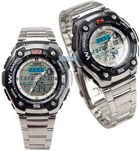 Jam I Gear Original jual jam tangan casio outgear fishing gear aqw 101d
