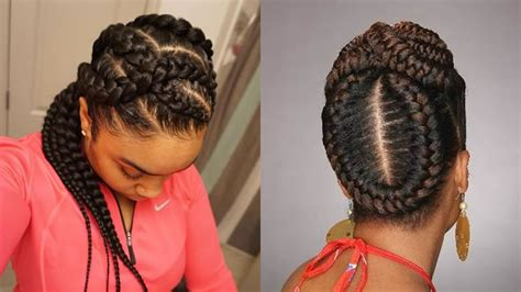 30 top braided hairstyles for black hair 2017 2018 20 best american braided hairstyles for 2017