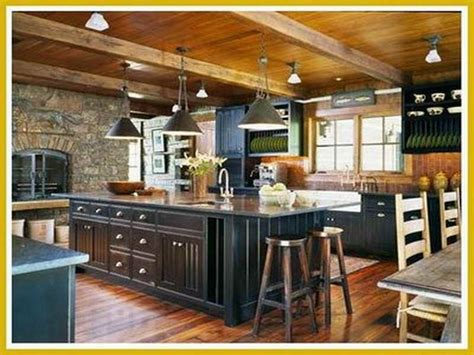 rustic kitchens ideas miscellaneous diy rustic kitchen island plans interior decoration and home design