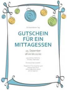 Word Vorlage Weihnachten Kostenlos 20 Kostenlose Gutschein Vorlagen F 252 R Weihnachten Zum