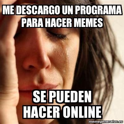 Hacer Memes Online - hacer memes online 28 images meme bad luck brian busca