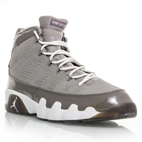 cool mens basketball shoes air 9 retro mens basketball shoes cool grey